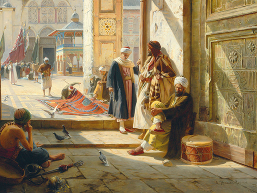 The gaze of Orientalism – the importance of exploring postcolonial literature