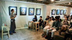 『世界の郷土菓子』出版記念イベント盛況でした!