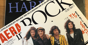 「AERA in ROCK QUEENの時代」アンケートのご協力、お願いします!