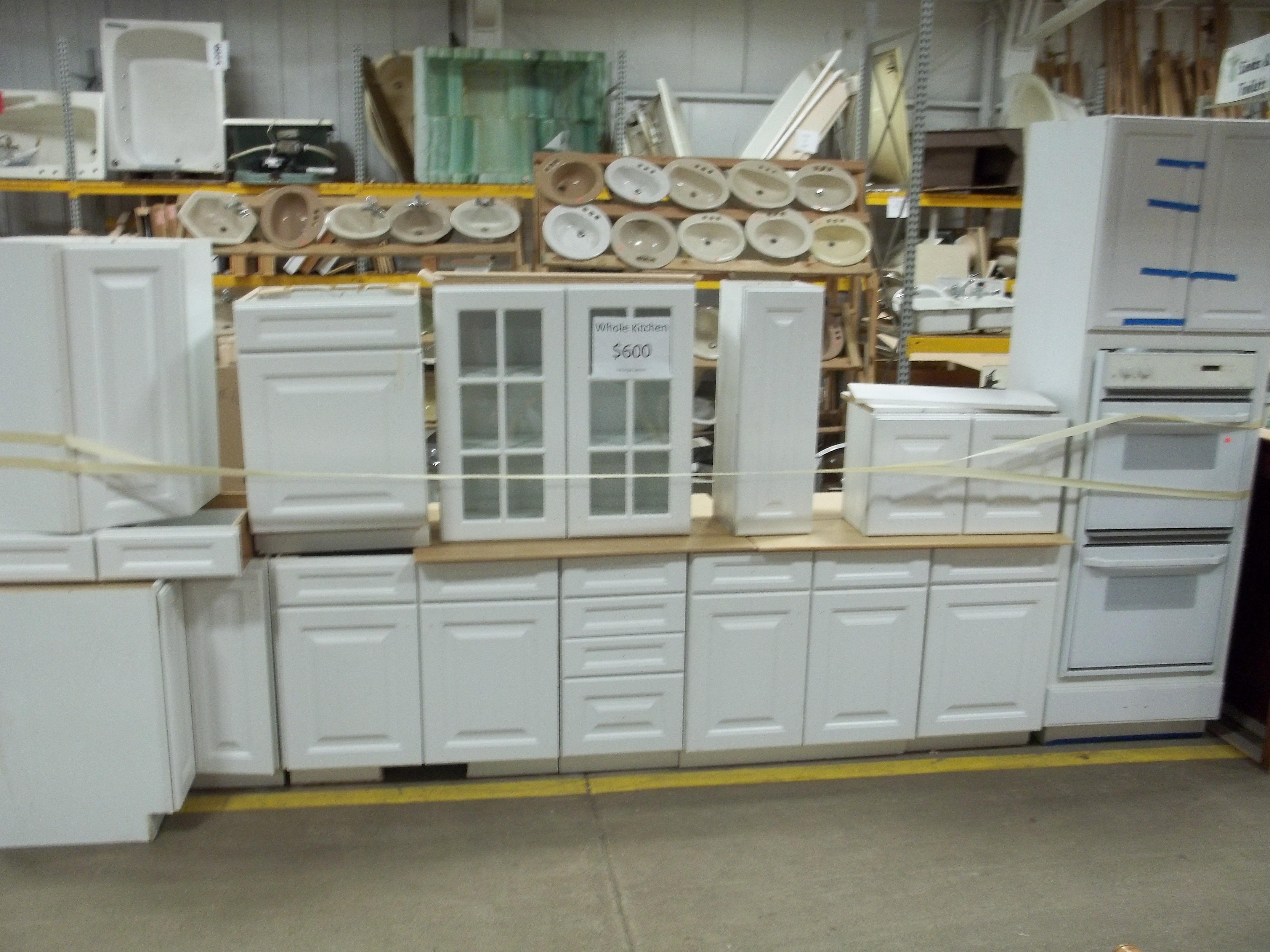 Habitat Kitchen Cabinets