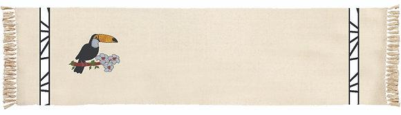 016TC- Centro de mesa rústico