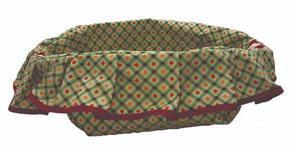 022PM - Porta pão com zíper