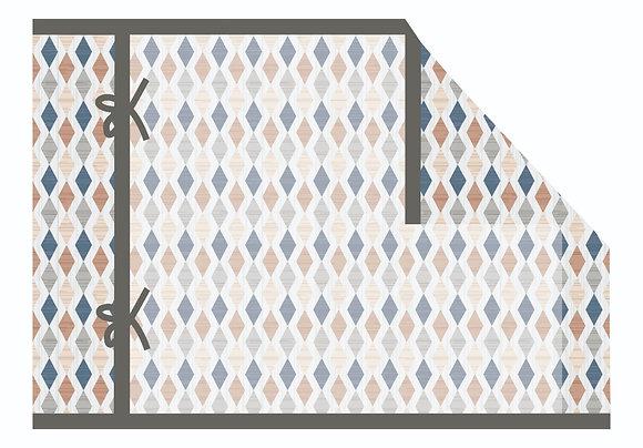 027AT- Porta assadeira