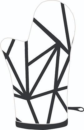 002TC- Luva tricoline