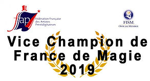 Champion France Magie
