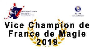 Champion France Magie