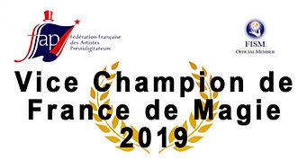 Quick Change Champion de France