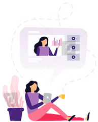 stock-vector-distance-courses-women-and-