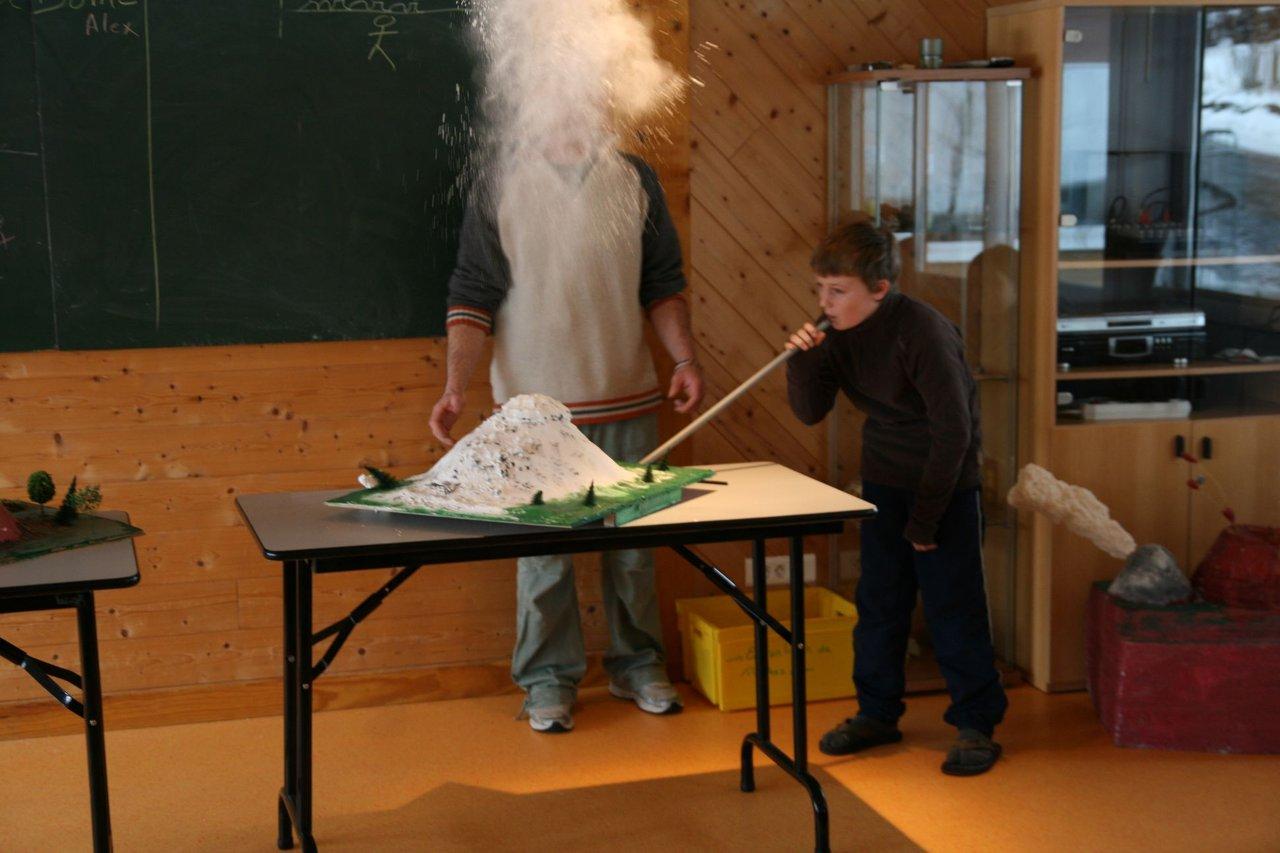 Classe Volcanique