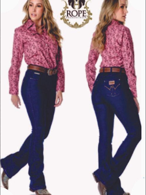 Calça Jeans Básica Minuty 95040