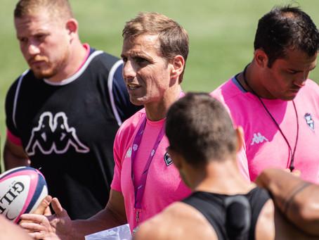 Gonzalo Quesada, le rugbyman qui aimait le polo.