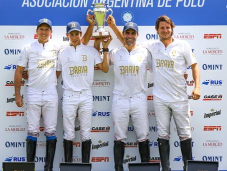 Copa Pilar : Un titre pour Poroto