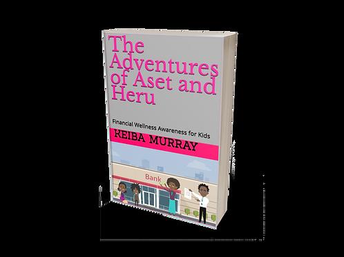 SALE ITEM 3: Financial Wellness Awareness For Kids [eBook]