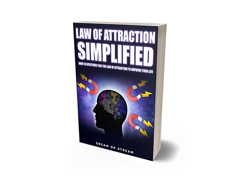 Law of Attraction Simplified [eBook]