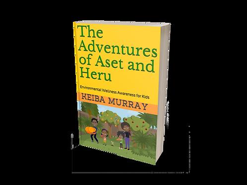 Environmental Wellness Awareness For Kids [eBook]