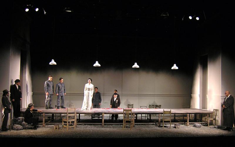 Antigone, 2007