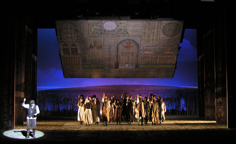 Fiddler On The Roof, 2008