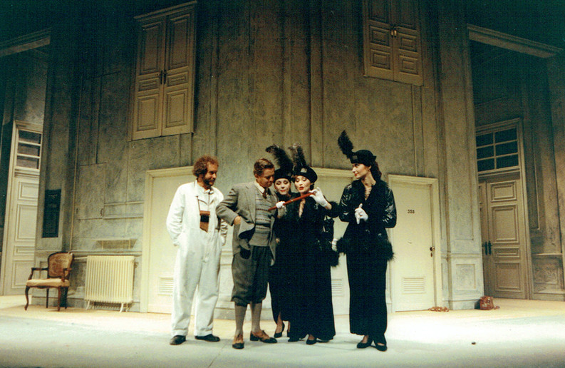 The Magic Flute ,1998