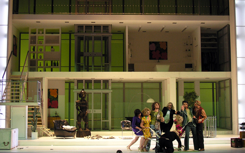 Le Nozze Di Figaro, 2009
