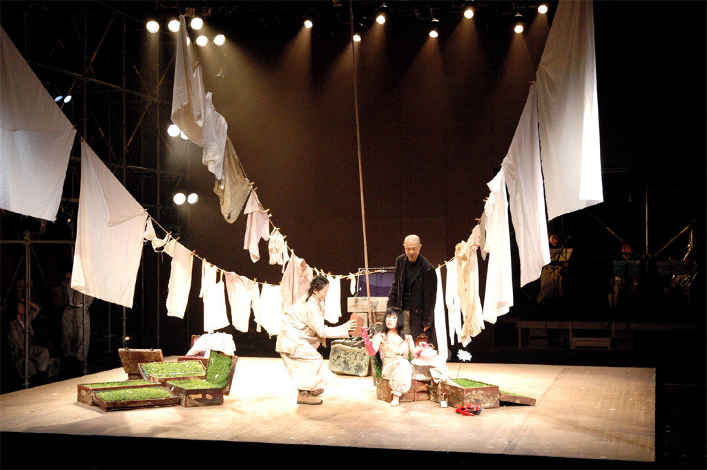 Mother Courage, 2005