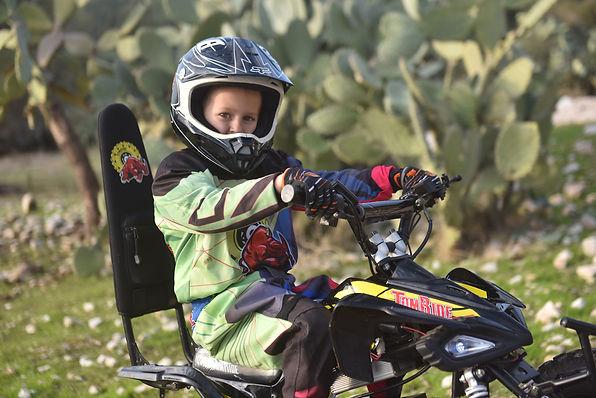 TomRide TR240 ATV for kids