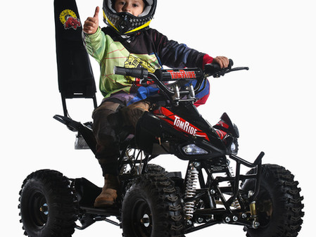 5 pieces of gear every kid ATV rider should be wearing