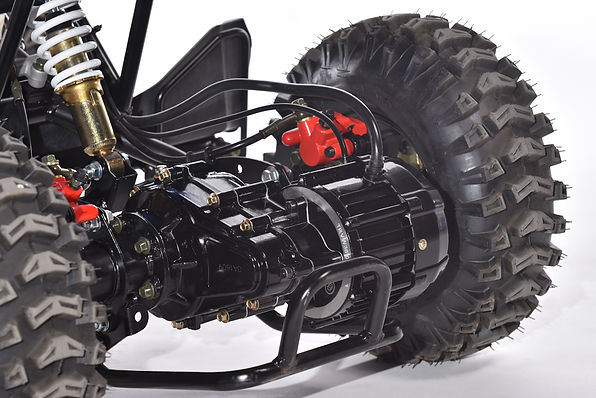 TomRide GearBox TR240 ATV for kids