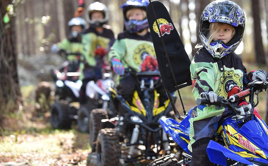 Electric ATV Fod Kids TR240