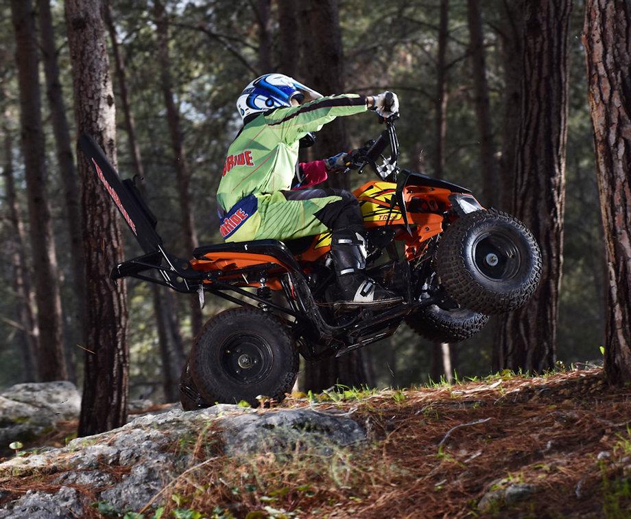 Electric ATV Quad Bike for kids TR290 TomRide