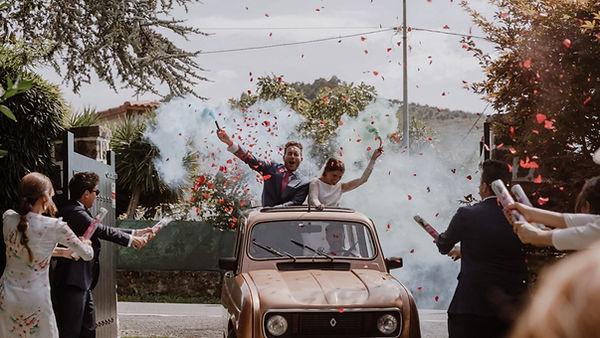 Videógrafo de bodas Bilbao, videos de boda Bilbao, destination wedding basque country, bodas Euskadi, boda en el caserio olagorta
