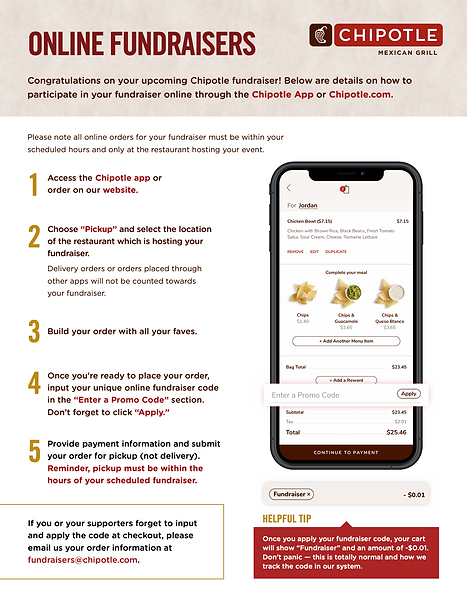 Chipotle-Online-Fundraiser-Instructions