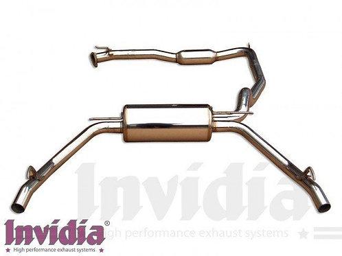 Invidia Honda Civic Type-R FN2 05-11