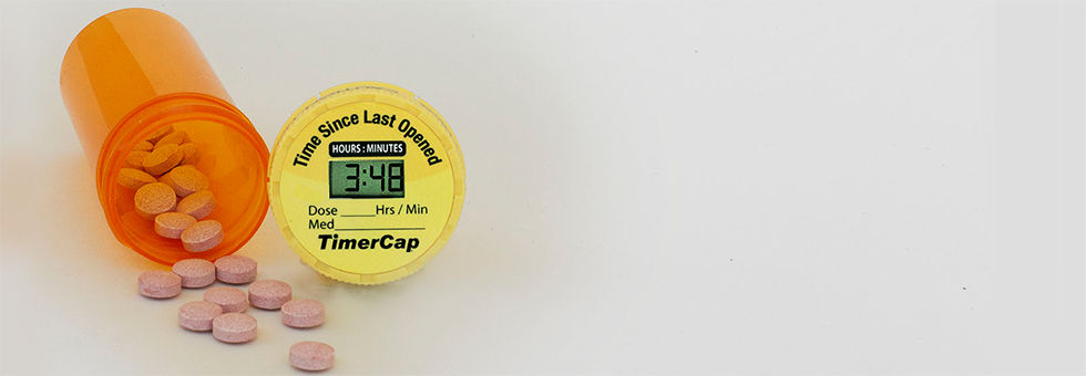 yellow timercap no program caps smart pill reminders stopwatch auto count caps
