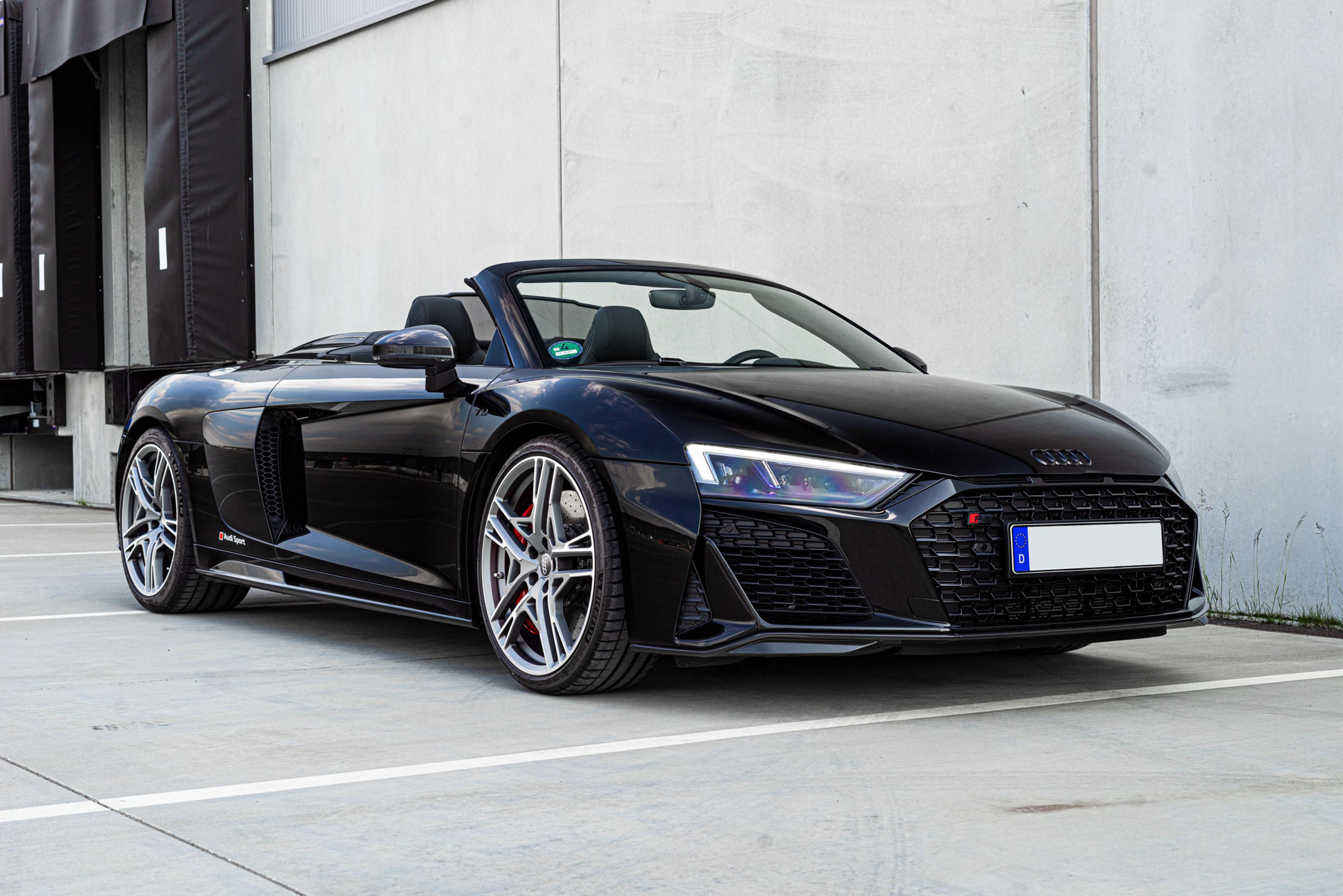 Audi R8 v10 Performance Spyder 30 Minute