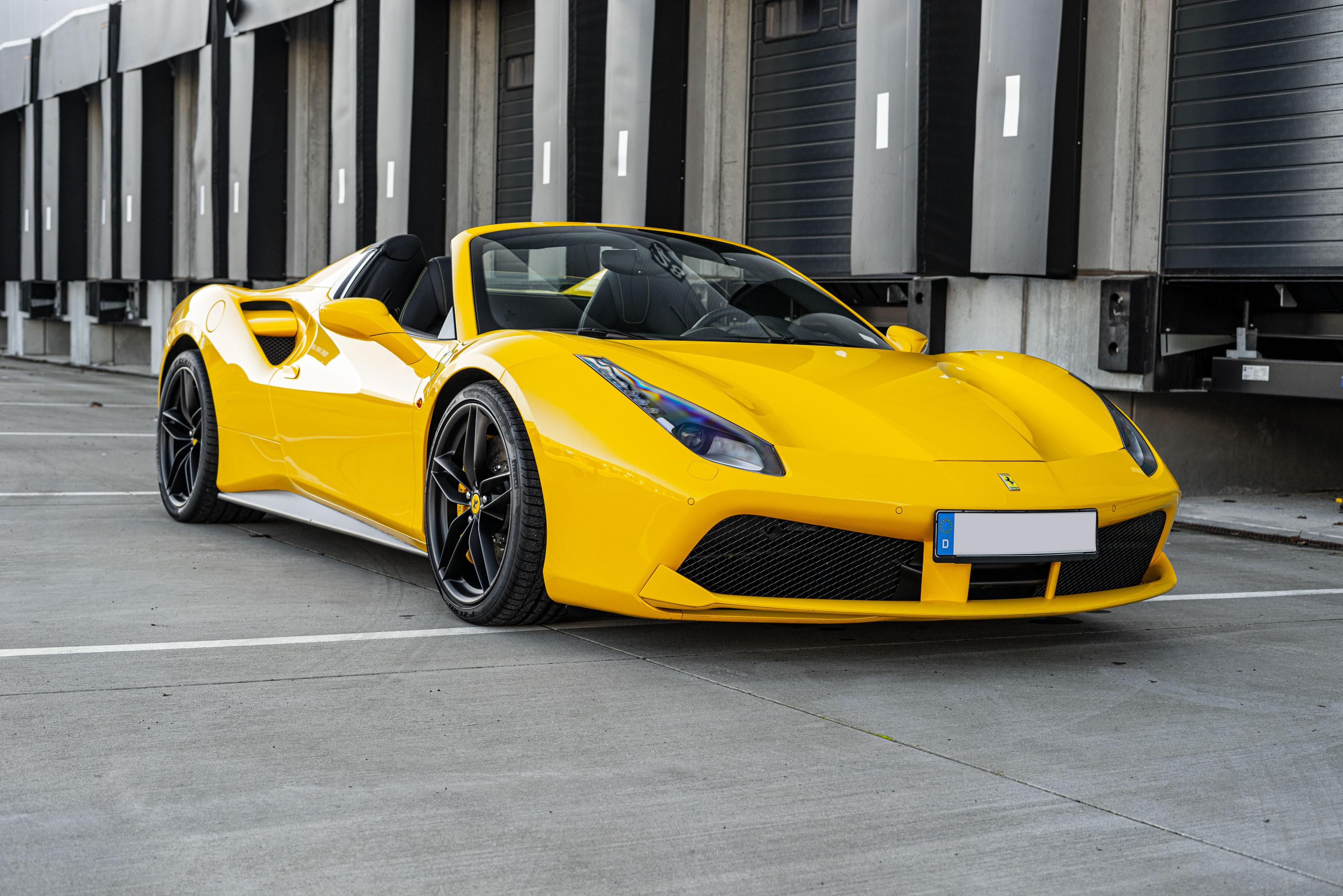 Ferrari 488 Spider 30 Minuten