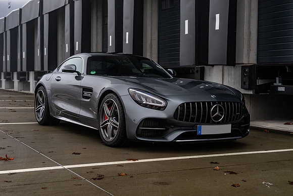 Mercedes AMG GTC Coupe