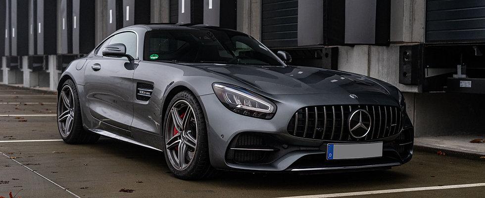 Mercedes AMG GTC Coupé