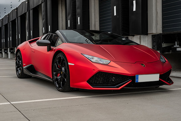 Lamborghini Huracan LP610-4 Spyder RotMatt
