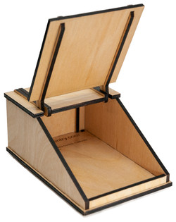 DC Box (lid open)
