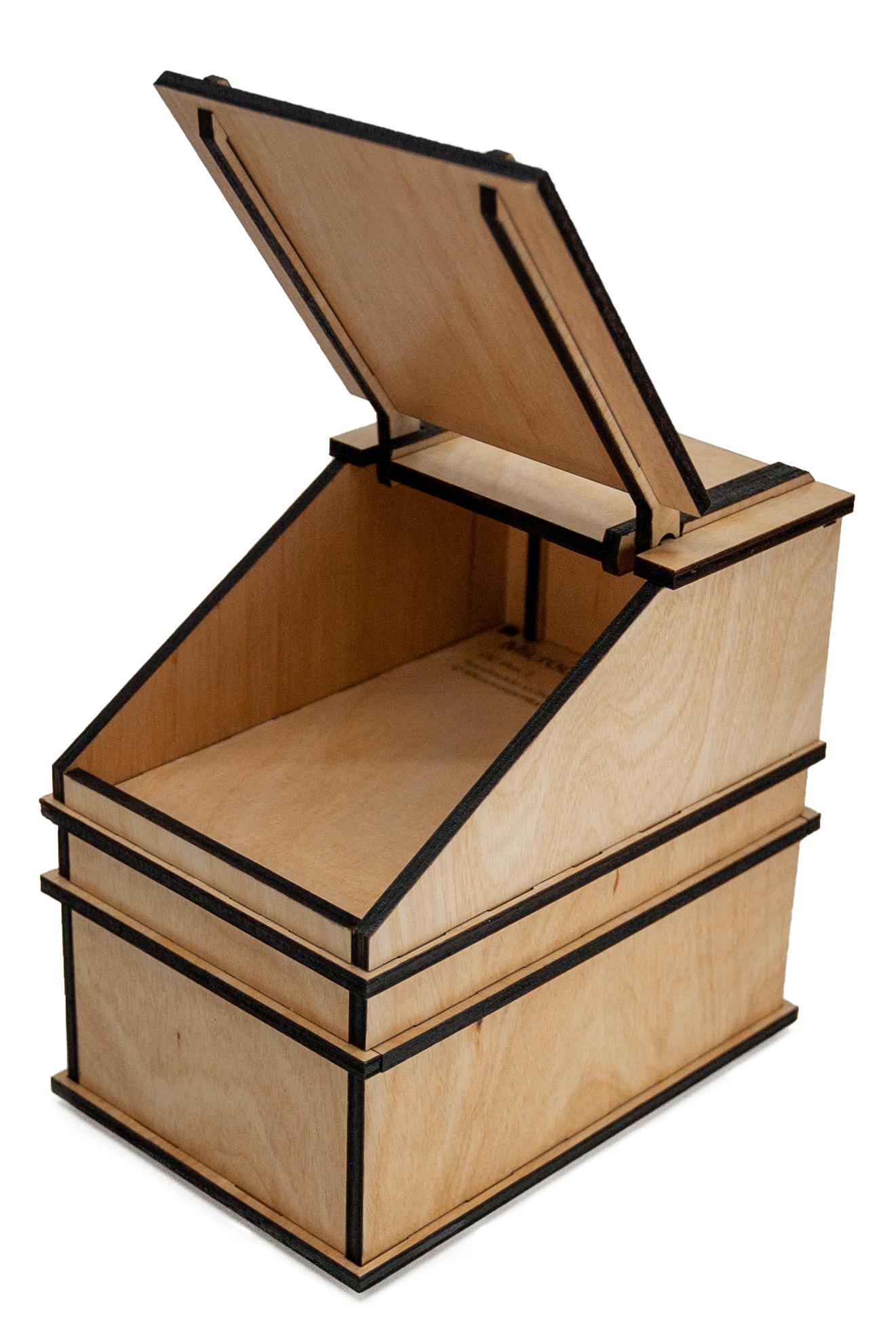 DC Box with SHJ Box
