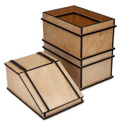 DC Box and 2 SHJ Boxes
