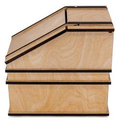 Stack of DC Box and SHJ Box