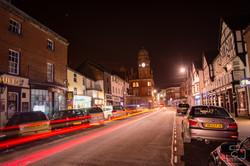 Broad Street Newtown Powys