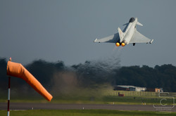 Typhoon Taking Off Coningsby