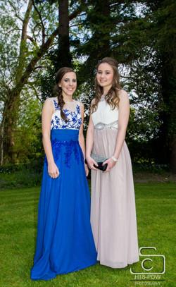 Newtown Powys Prom 2015