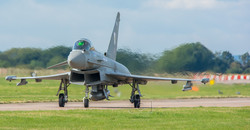 Typhoon At Coningsby