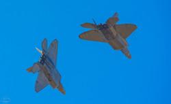 F22 Raptor's Lakenheath