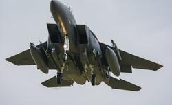 F15 Lakenheath Into Land.