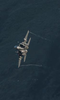 F15 In The Mach Loop