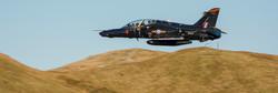 Hawk In The Mach Loop